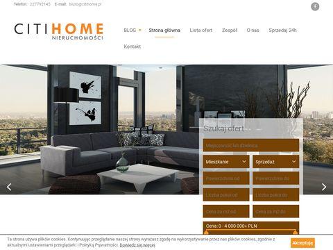 CitiHome.pl - Artykuły dekoracyjne