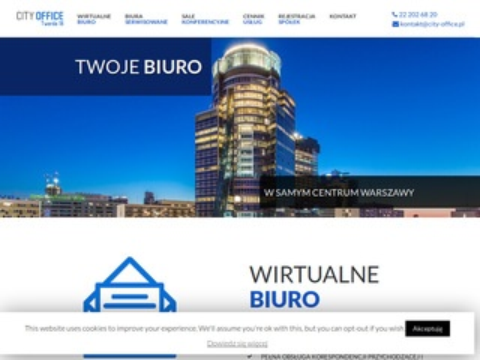 City-office.pl - adres dla firmy