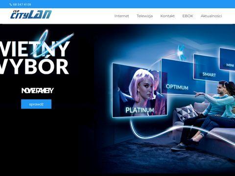 Internet citylan.com.pl