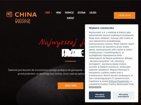 Chinaming.pl chińszczyzna Szczecin