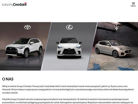 Serwis Toyota Piaseczno