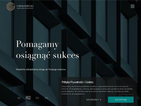 Cholodecki.com Kancelaria prawo telekomunikacyjne
