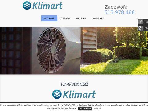 Chlodnictwoklimart.pl - klimatyzacja