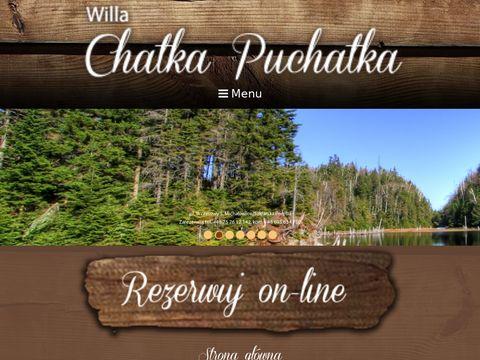 Chatkapuchatka.com.pl nocleg, weekend Karkonosze