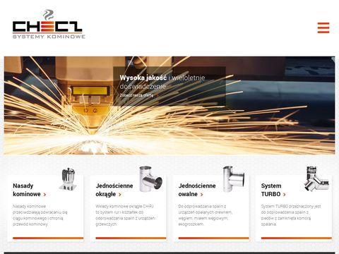 FPHU Checz P. Kunkel wkład kominowy