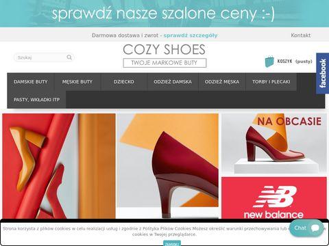 Clarks obuwie firmowe