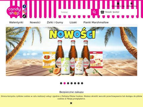 Cosslodkiego.com.pl amerykańskie słodycze