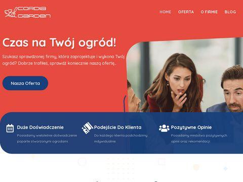 Cordiacystersowgarden.pl apartamenty