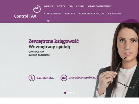 Control-tax.pl księgowość Rzeszów
