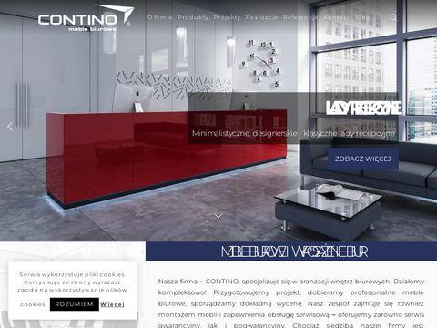 Contino.pl unikatowy styl