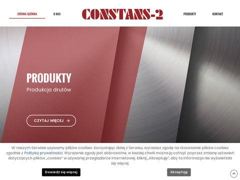 Firma Constans-2 Ćmiel Mateusz Bolesław