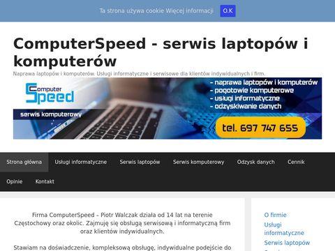 Computerspeed.czest.pl
