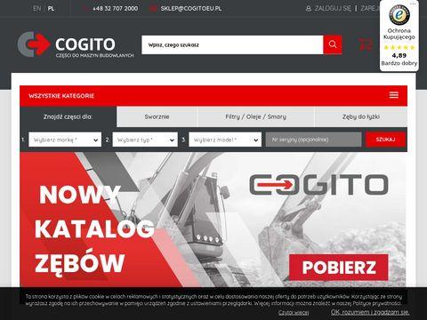 Cogitoeu.pl - części do maszyn budowlanych