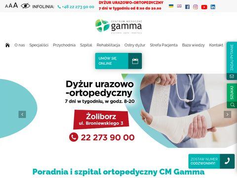 CM Gamma - ortopedia