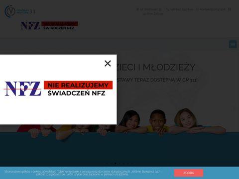 Cm311.pl medycyna sportowa ortopeda Zabrze