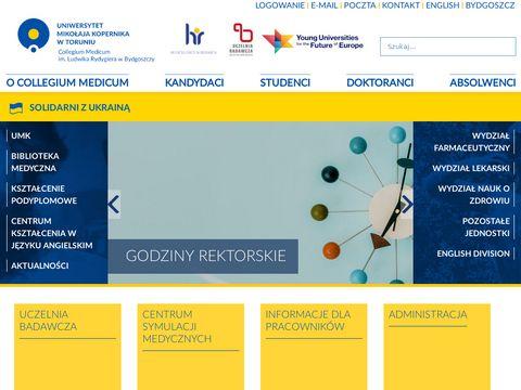 Collegium Medicum farmacja