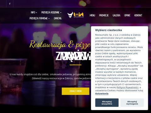 Clubtwist.pl pizzeria