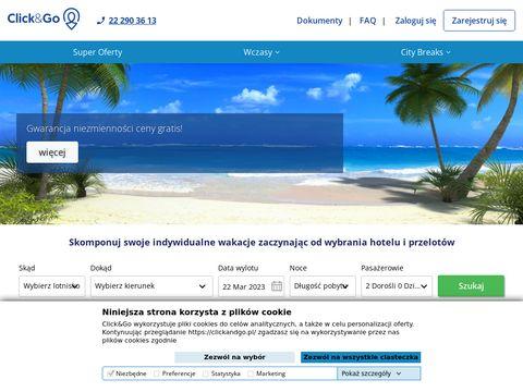 Clickandgo.pl wczasy majorka