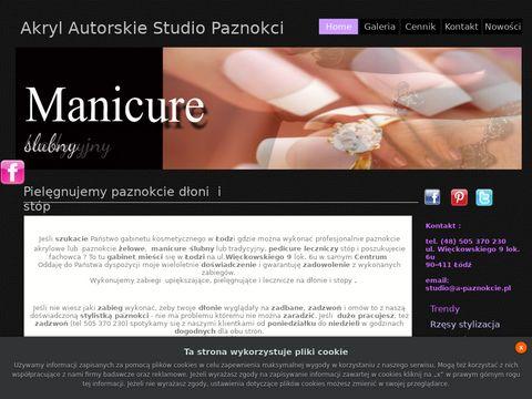 Akryl Autorskie Studio Paznokci