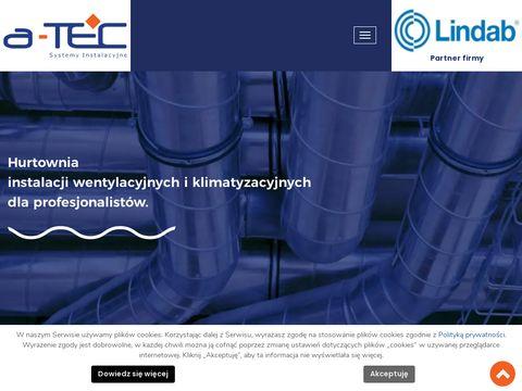 A-TEC hurtownia wentylacyjna Gdańsk