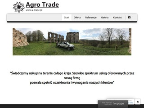 AGRO-TRADE - badania gruntów