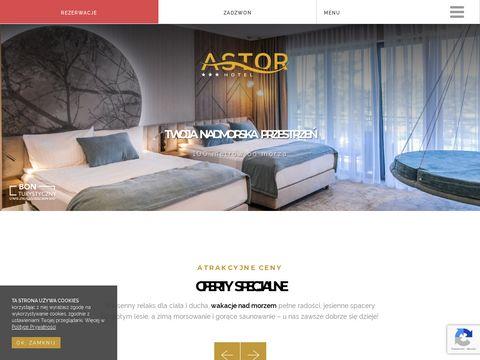 Astorhotel.pl dla rodzin