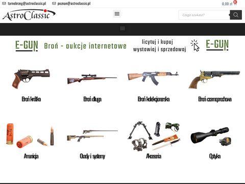Sklep myśliwski Astroclassic.pl