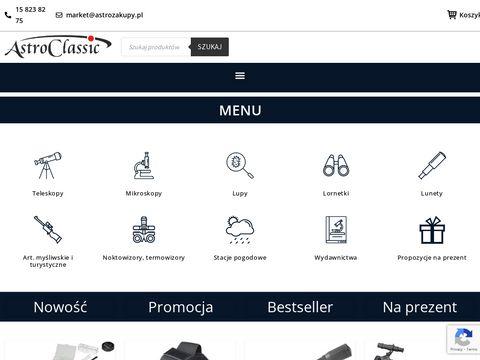 Astrozakupy.pl - akcesoria astronomiczne