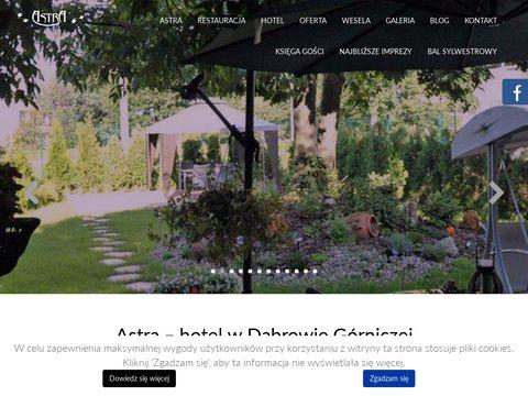 Astra.media.pl hotel Dąbrowa Górnicza