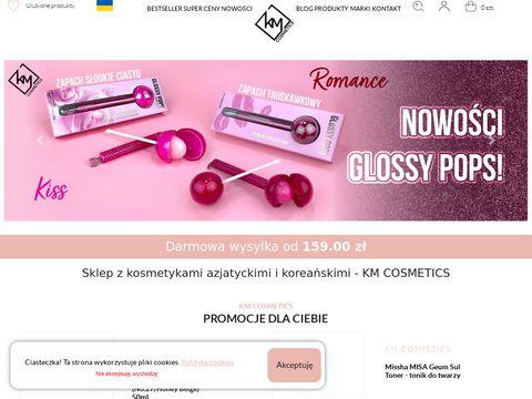Asiacare.eu azjatyckie kosmetyki