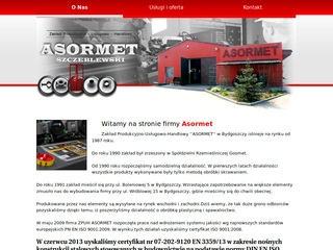 ASORMET firma handlowo-usługowa