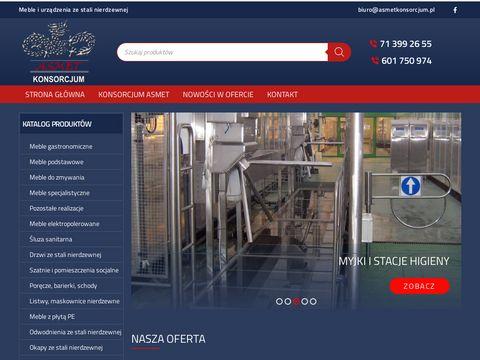 Asmetkonsorcjum.pl myjki automatyczne