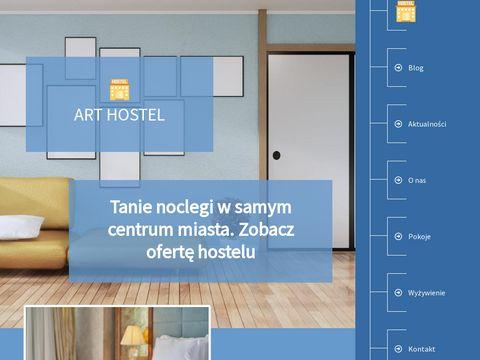 Art-hostel.com.pl - tanie noclegi w Poznaniu