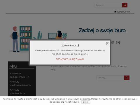 Art-biuro.pl kompleksowe zaopatrzenie biur