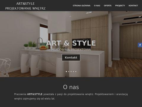 Artandstyle.pl meble na miarę