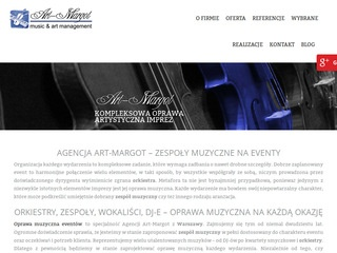 Art-Margot.pl trio jazzowe Warszawa