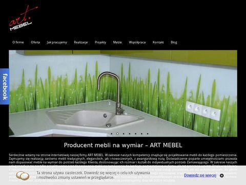 Artmebel.info.pl szafy do zabudowy tychy