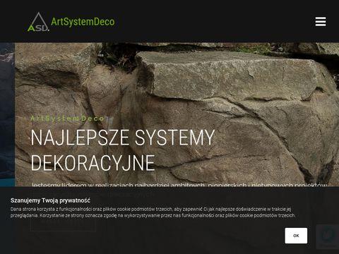 Artsystemdeco.com - dekoracje, sztuczne drzewa