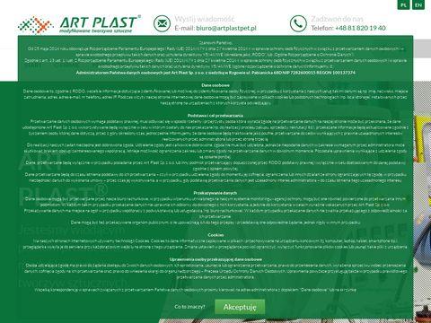 Artplastpet.pl - tworzywa z recyklingu