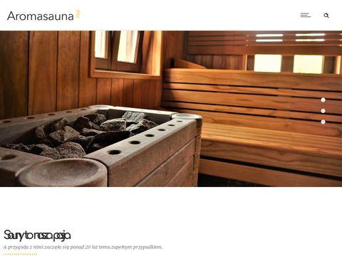 Aromasauna.pl sauny