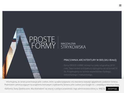 Architekt.bielsko.pl - Projekty domów bielsko