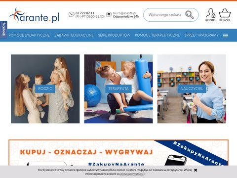 Arante - oprogramowanie