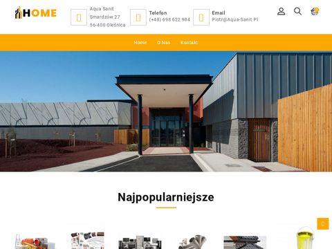Aqua-sanit.pl komplety łazienkowe