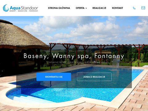 AquaStandoor - baseny, fontanny - Trójmiasto