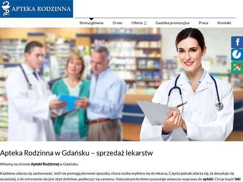 Aptekaosowa.pl antybiotyki Gdańsk