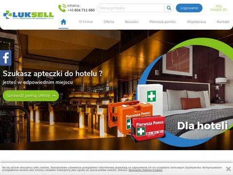 Apteczki Luksell producent i dystrybutor