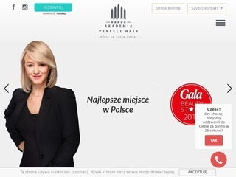 Aph1.pl fryzjer w centrum Warszawy
