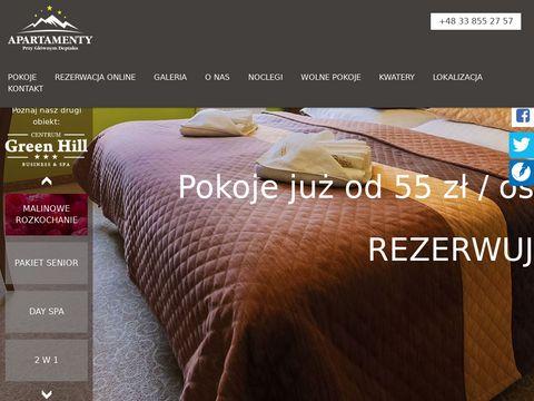 Apartamenty-wisla.com.pl