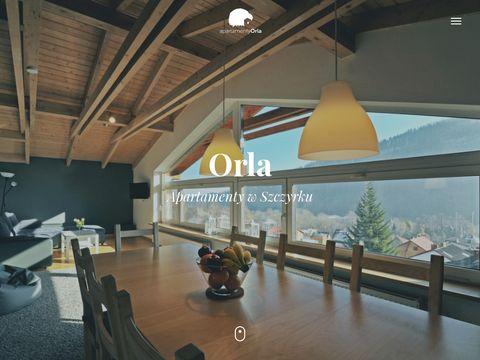 ApartamentyOrla.pl - noclegi w Szczyrku