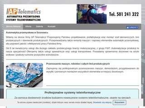 Ap-Telematics sieci komputerowe